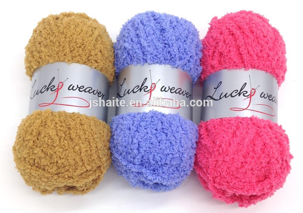 Сколько стоят плюшевые нитки для вязания