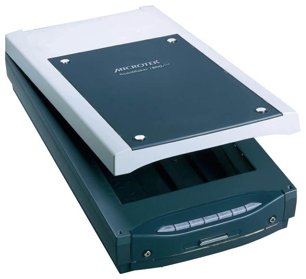 Картинка сканер компьютера