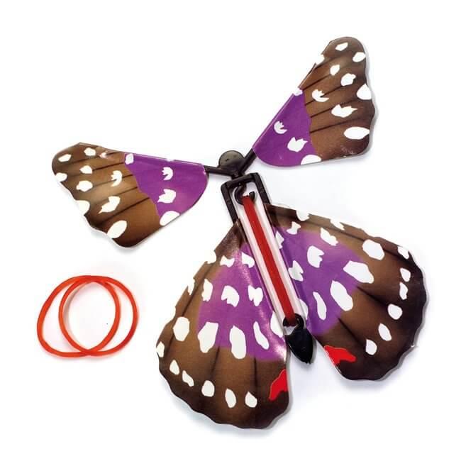 Под, открытка вылетающая бабочка