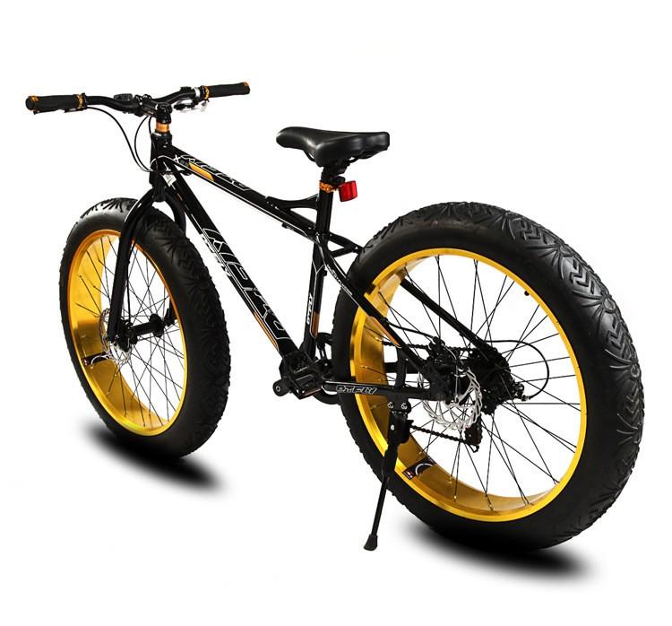 картинки горный велосипед с широкими колесами желто оранжевый цвет что анжелика никак