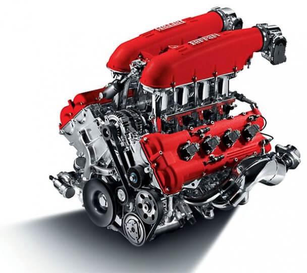 Двигатель в картинках
