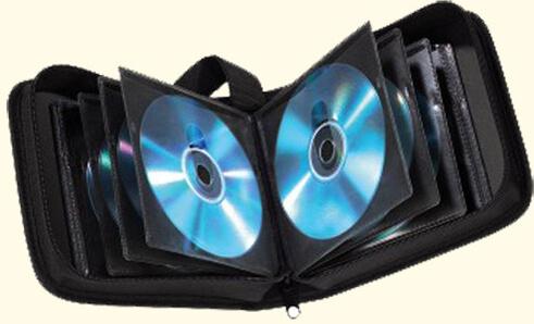 358ad12f9967 Сумки и чехлы для компакт-дисков от производителя по низким ценам