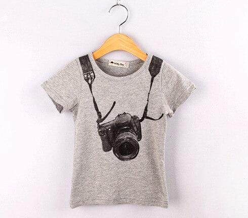 Детские футболки и топы от производителя по низким ценам 3b143a252ec5f