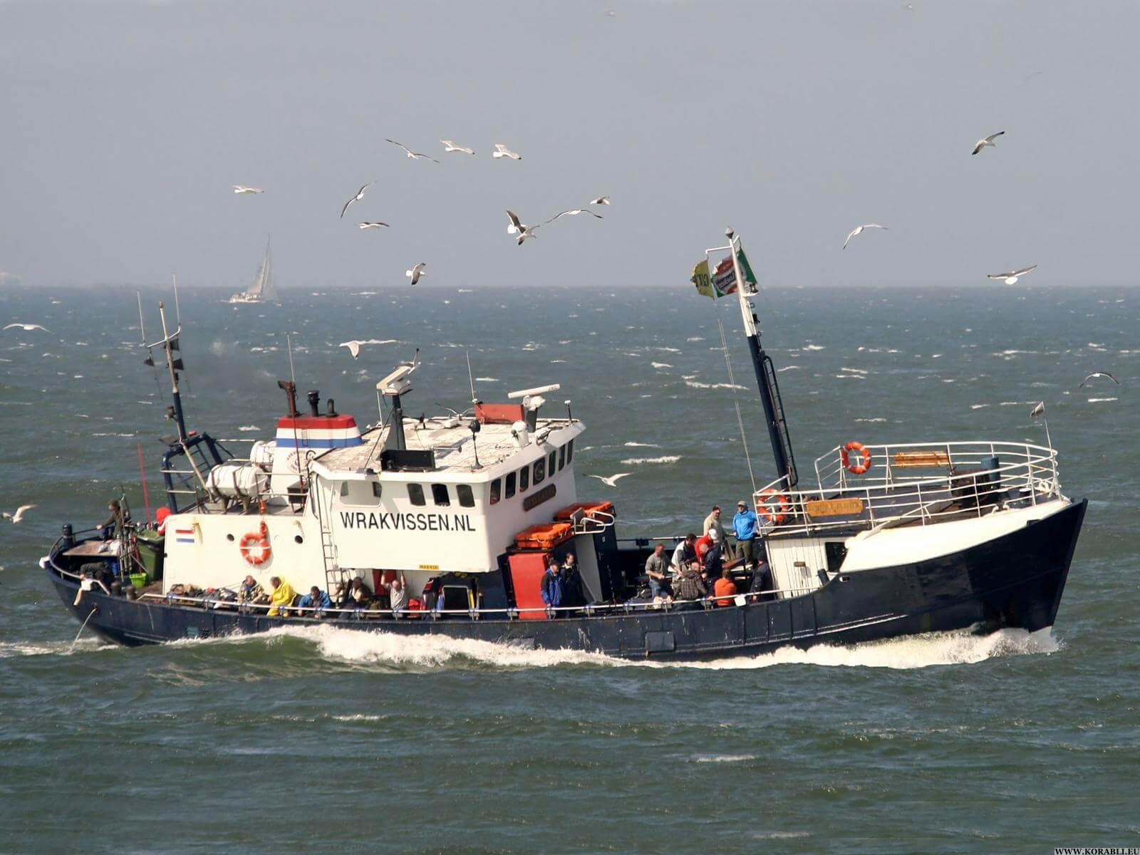свою долгую смотреть картинки рыболовецких судов том, что
