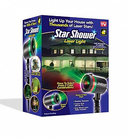 Лазерный проектор Star Shower