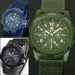 Часы Swiss Army Watch - Swiss Military HANOWA