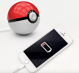 Power Bank Pokemon GO 2.0 - 12000 Mah